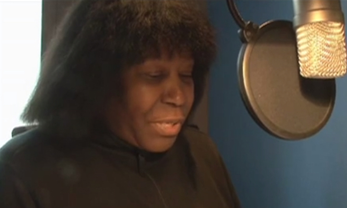 Joan Armatrading Narration Session in London